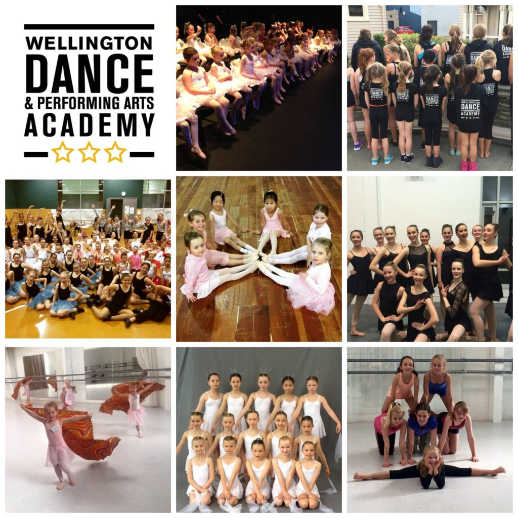 Wgtn Dance Collage