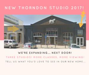 NEW STUDIO 2017!